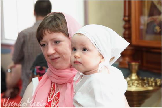 Фотографы Хабаровска. Фотосъемка в церкви. Фото третье
