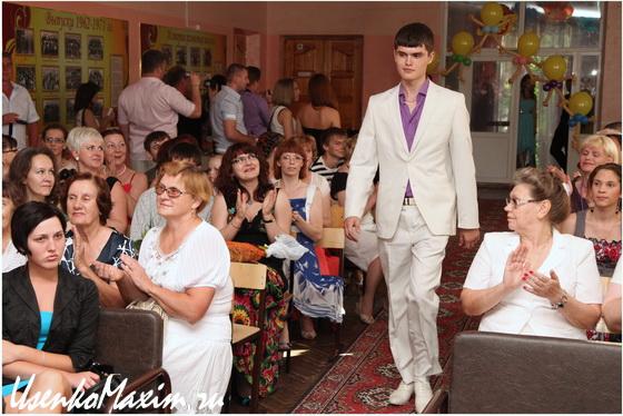 Фотографы Хабаровска. Фотосъемка выпускных. Фото первое