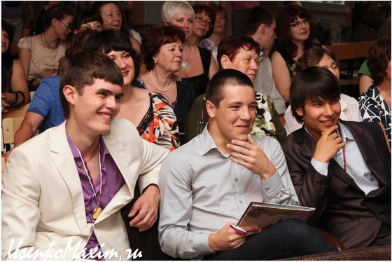 Фотографы Хабаровска. Фотосъемка выпускных. Фото пятое