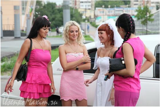 Фотографы Хабаровска. Свадебная фотосъемка. Фото первое