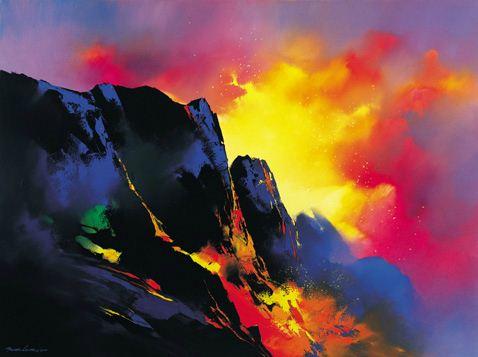 Красочные картины картина десятая