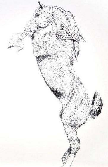 Marcus Levine. Картины из гвоздей. Девятая