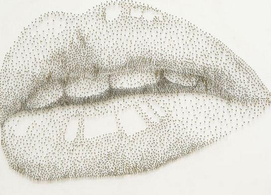 Marcus Levine. Картины из гвоздей. Седьмая
