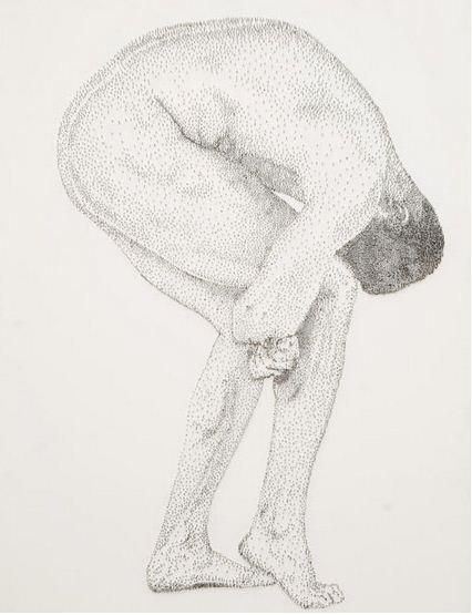 Marcus Levine. Картины из гвоздей. Восьмая