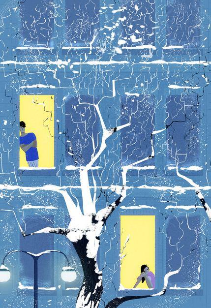Pascal Campion. Душевные цифровые иллюстрации. Двенадцатая