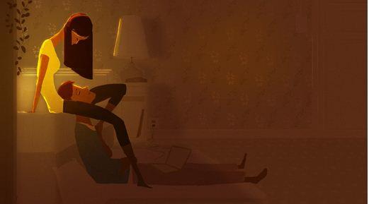 Pascal Campion. Душевные цифровые иллюстрации. Сорок седьмая