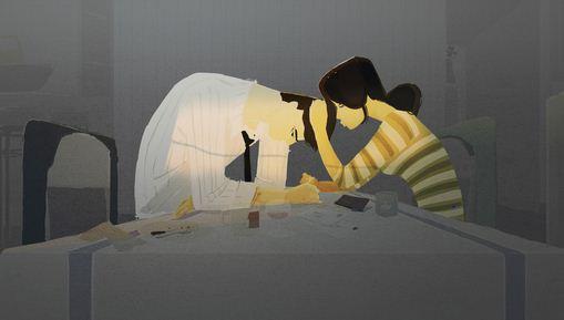 Pascal Campion. Душевные цифровые иллюстрации. Тридцать седьмая