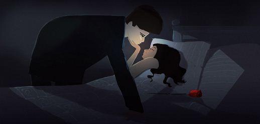 Pascal Campion. Душевные цифровые иллюстрации. Тридцать восьмая