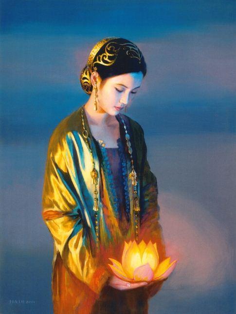 Jia Lu. Картина двадцать девятая