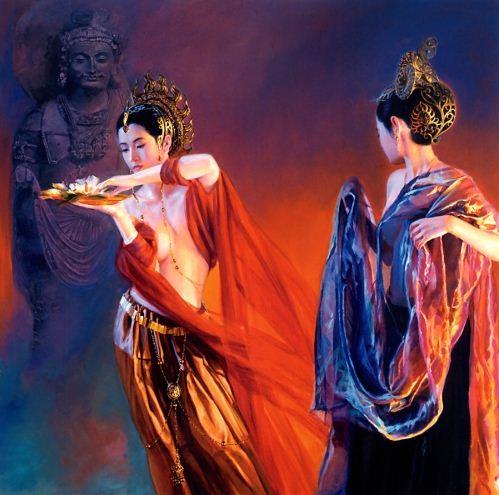 Jia Lu. Картина двадцать первая