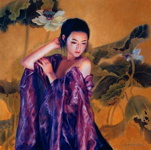 Jia Lu. Картина двадцать восьмая