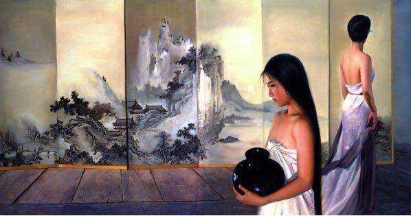 Jia Lu. Картина шестнадцатая
