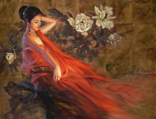 Jia Lu. Картина вторая