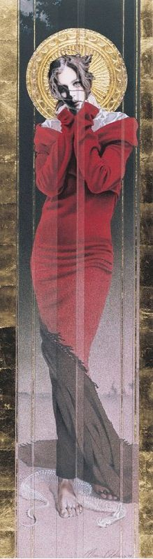 Manuel Nunez. Картина Genesis