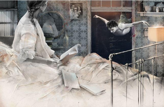 Алексей Курбатов. Цифровые иллюстрации. Пятая