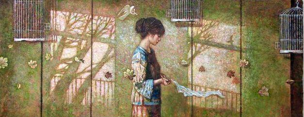 Борис Балахонцев. Интересные картины художников. Тринадцатая