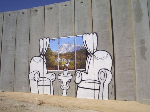 Художник граффити Бэнкси. Сюжет восемнадцатый
