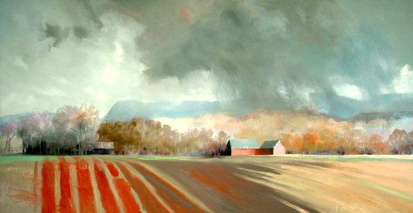 Paul Stone. Минимализм в живописи. Картина двадцать шестая