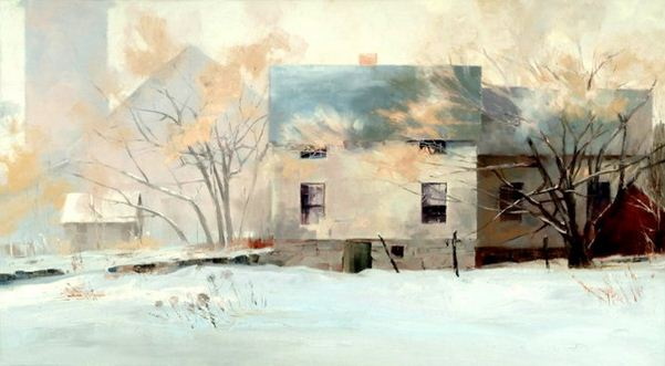 Paul Stone. Минимализм в живописи. Картина одинадцатая