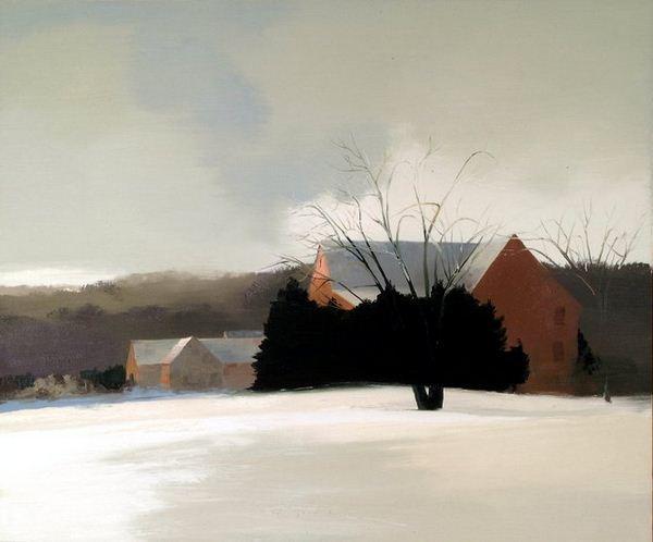Paul Stone. Минимализм в живописи. Картина тринадцатая