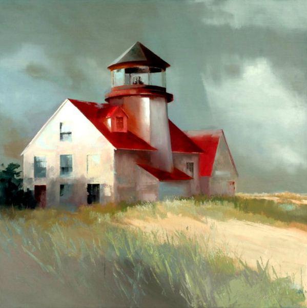 Paul Stone. Минимализм в живописи. Картина восемнадцатая