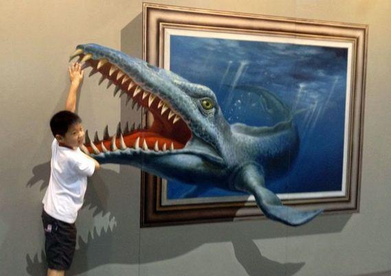 3D живопись. Картина седьмая