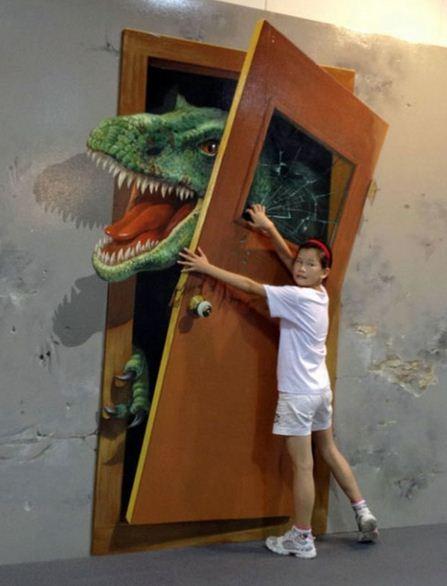 3D живопись. Картина вторая