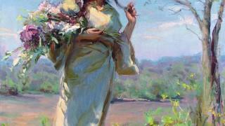 Daniel F. Gerhartz. Американская современная живопись. Картина двадцатая