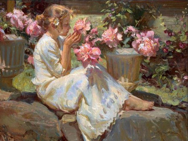 Daniel F. Gerhartz. Американская современная живопись. Картина восьмая