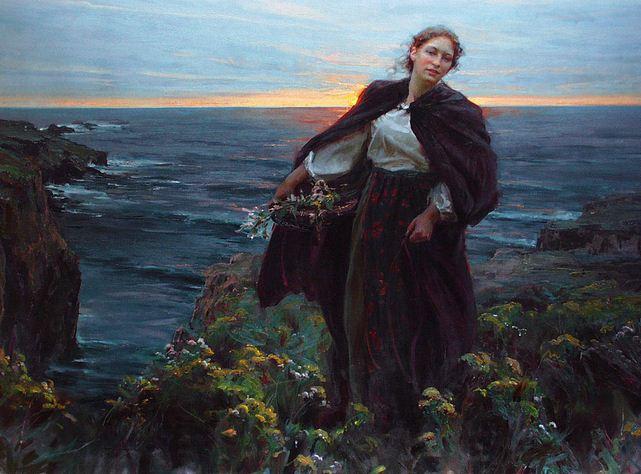 Daniel F. Gerhartz. Американская современная живопись. Картина вторая
