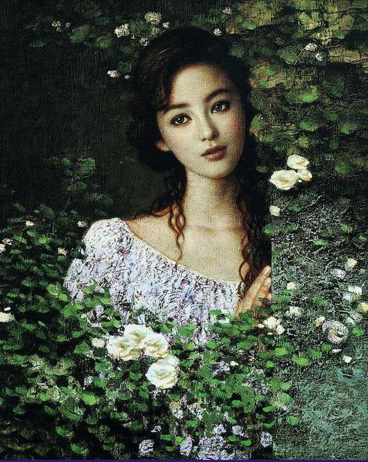 Xie Chuyu. Китайский портрет. Пятый