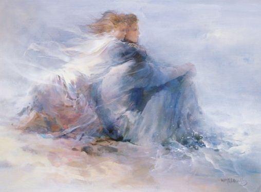 Willem Haenraets. Воздушная живопись. Endless Freedom