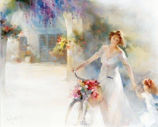 Willem Haenraets. ��������� ��������. Going home