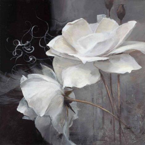 Willem Haenraets. Воздушная живопись. Wealth of Flowers