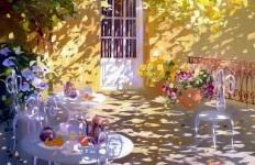 Laurent Parcelier. Современный французский импрессионизм. Картина пятая