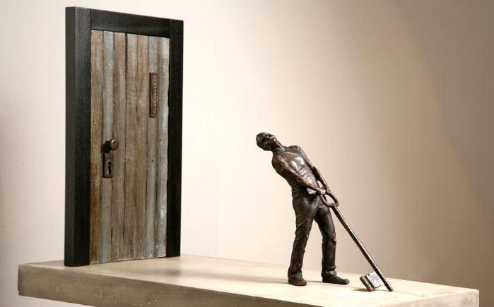 Andrew Myers. Скульптура четвертая