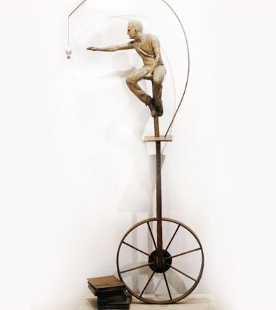 Andrew Myers. Скульптура третья