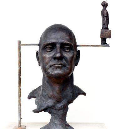 Andrew Myers. Скульптура вторая