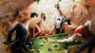 Израильский художник Nathan Brutsky. Картина пятнадцатая