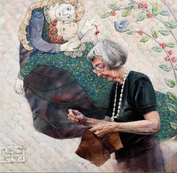Mary Whyte. Портреты акварелью. Одинадцатый