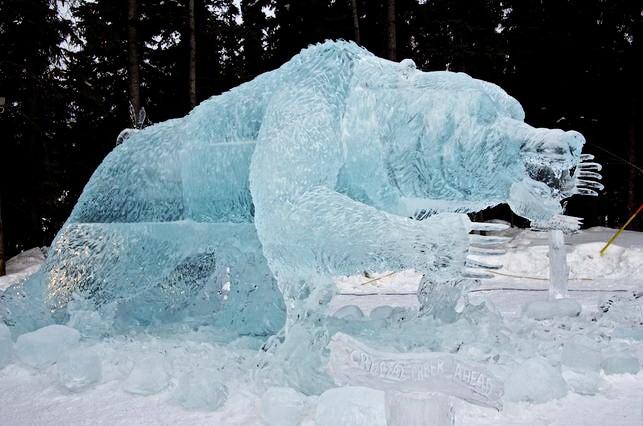 Ice Alaska 2013. Multi block. Реалистика. 3 место. Unstoppable