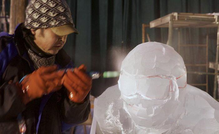 Ice Alaska 2013. Multi block. Реалистика. 4 место. Extreme Ice. В процессе