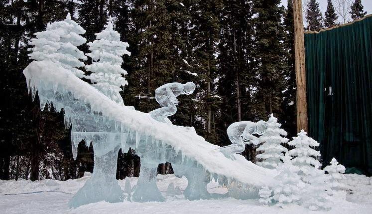 Ice Alaska 2013. Multi block. Реалистика. 4 место. Extreme Ice