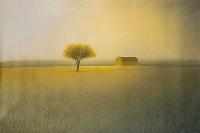 Josе Basso. Минимализм в изобразительном искусстве. Картина десятая