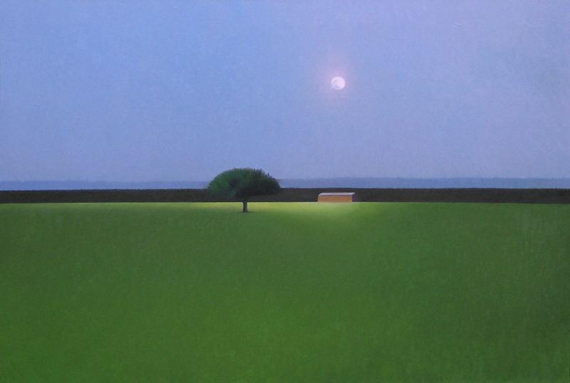 Josе Basso. Минимализм в изобразительном искусстве. Картина первая