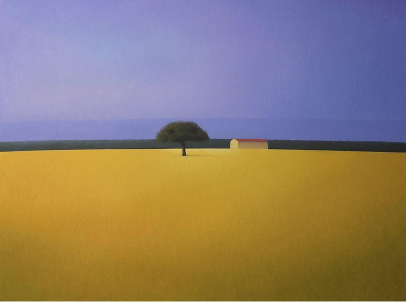 Josе Basso. Минимализм в изобразительном искусстве. Картина пятая