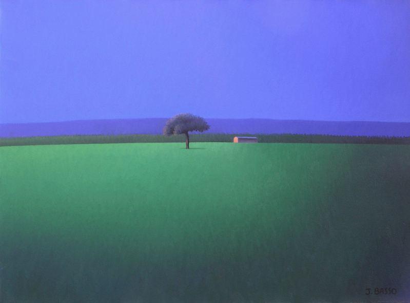 Josе Basso. Минимализм в изобразительном искусстве. Картина седьмая