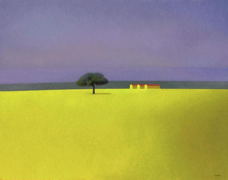 Josе Basso. Минимализм в изобразительном искусстве. Картина шестая