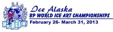 Международный чемпионат ледовой скульптуры Ice Alaska 2013. Multi block