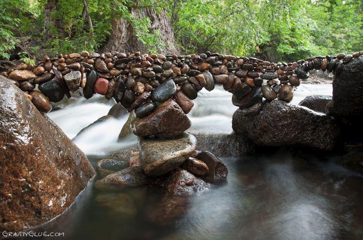 Michael Grab. Каменное равновесие. Каменные арки